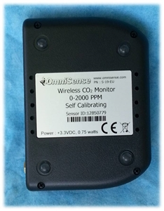 Picture of S-19 Wireless CO2 Sensor