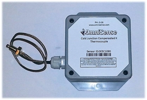 Picture of S-28 Wireless Cold Junction Compensated K Thermocouple